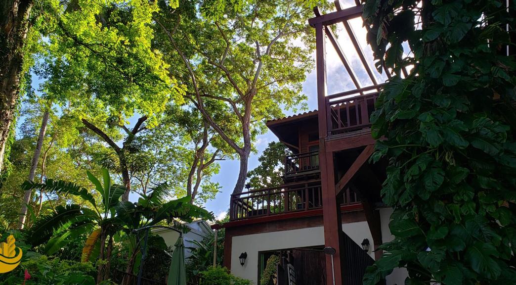 Hermosa casa de 5 dormitorios y 5 baños en la idílica isla de Saboga