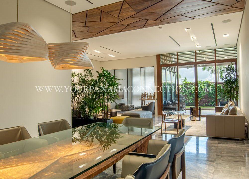 Dining-room-Garden-Apartments-Ocean-Reef-Panama-1000x1498