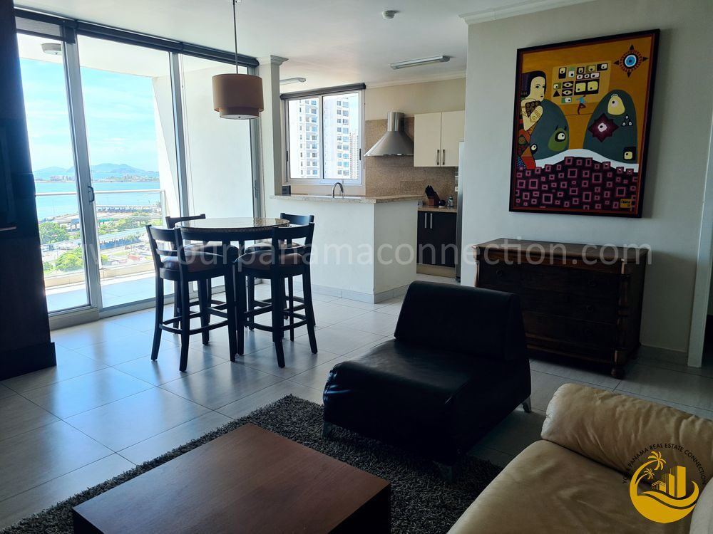 Apartment for rent at P.H. Le Mare, Coco del Mar